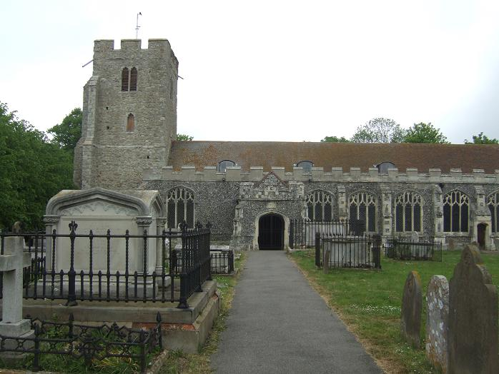 "-""Flicks"" Born and/or Married and/or Died in Burnham-on-Crouch Parish"