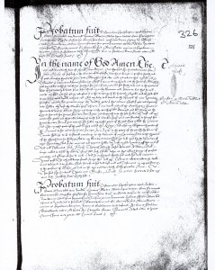 Will of John Flick