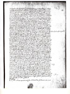 Will of Robert Flick of Creeting St. Peter, in Suffolk, in the year 1651.(PAGE 2)