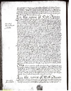 Will of Robert Flick of Creeting St. Peter, in Suffolk, in the year 1651.(PAGE 3)